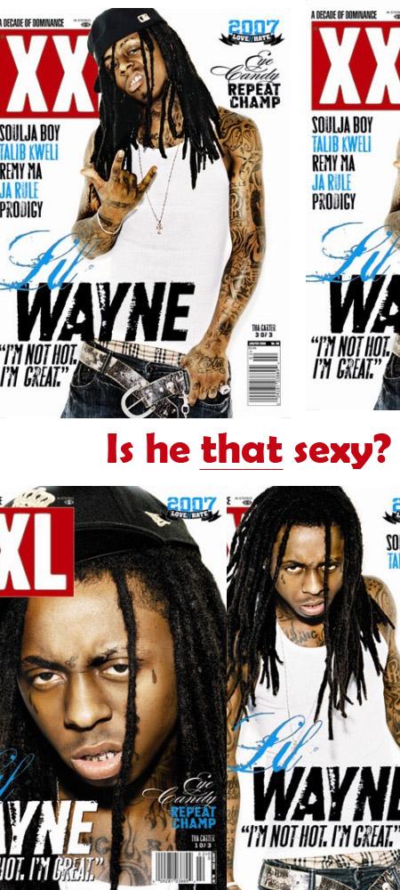 Lil Wayne is Fuckin' Crazy