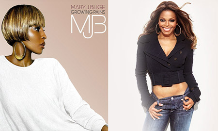 Mary J. Blige and Janet