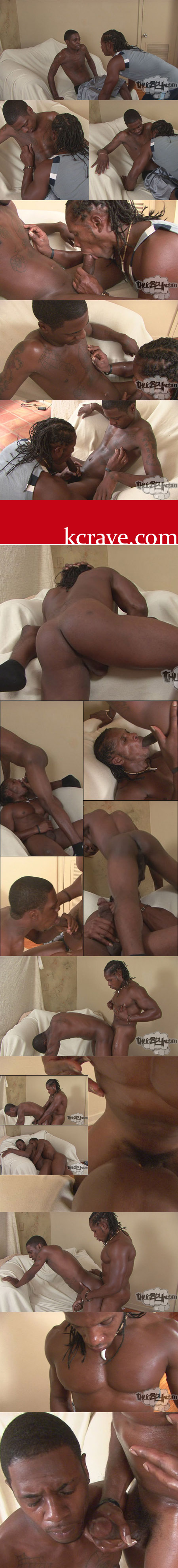 Smooth and Marlon Black