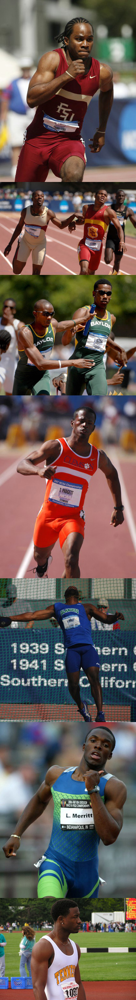 College Trackmeat #2: Battle of the Bulges