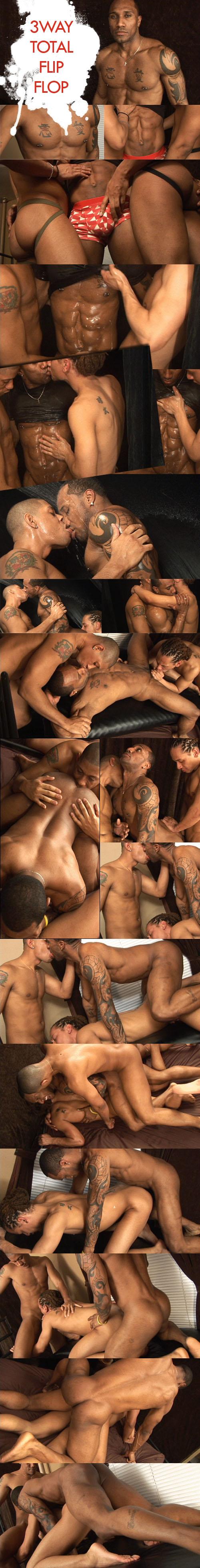 PapiThugz Threesome