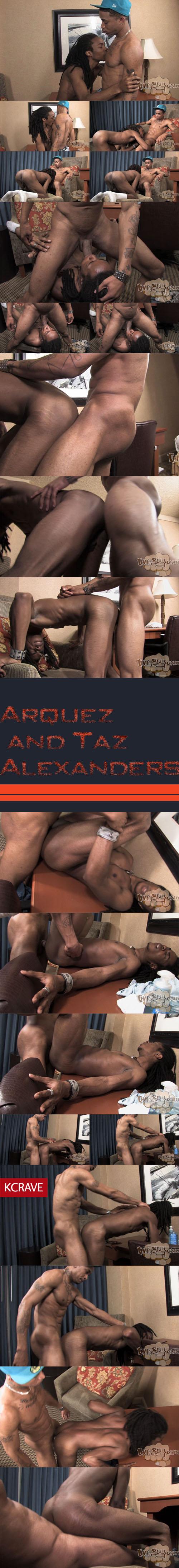 Thugboy - Arquez and Taz Alexanders
