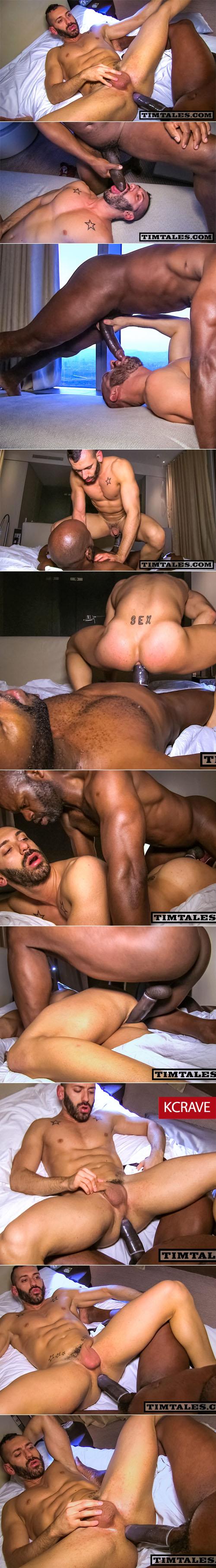 CutlerX and Italo - Interracial Gay Porn