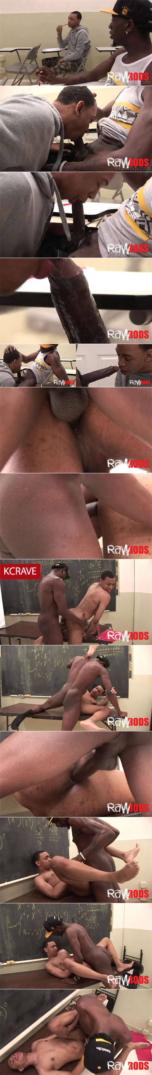 Dewayne King and Marco Ashton
