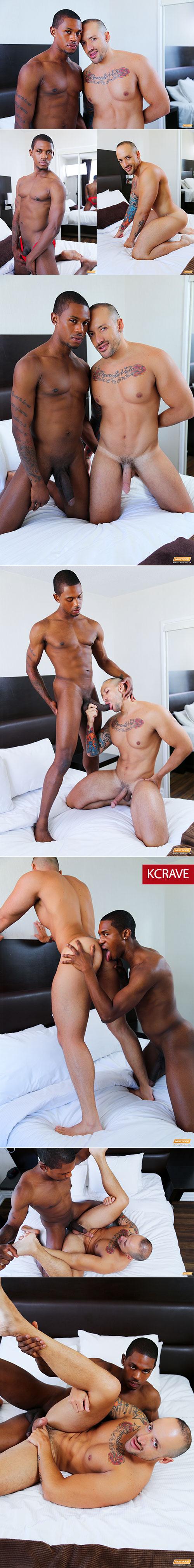 Jordano Santoro and Krave Moore